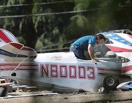 Tại nạn máy bay kinh hoàng trên phim trường của Tom Cruise