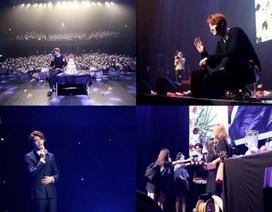 Lee Jong Suk bùng nổ cùng fan trong ngày sinh nhật