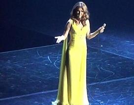 Celine Dion nghẹn ngào tôn vinh ông xã