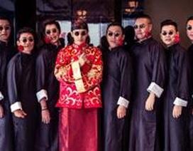 """Những hình ảnh đầu tiên về """"hôn lễ thế kỷ"""" của Huỳnh Hiểu Minh – Angela Baby"""