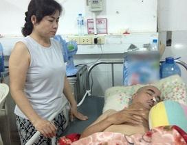 Diễn viên Nguyễn Hoàng đã trải qua cuộc phẫu thuật