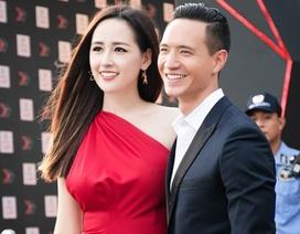Hoa hậu Mai Phương Thúy thân thiết với Kim Lý