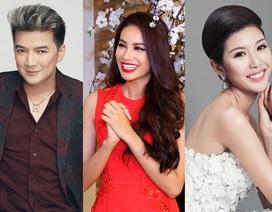 Sao Việt chúc mừng năm mới độc giả Dân trí