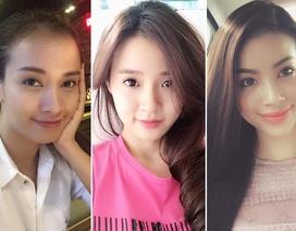 Những sao Việt mặt mộc vẫn xinh lung linh