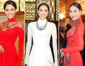Người đẹp Việt lộng lẫy với áo dài