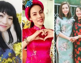 Sao Việt nhiều cảm xúc trong ngày đầu xuân Bính Thân