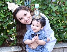 Hoa hậu Diễm Hương: Thay đổi khi làm mẹ