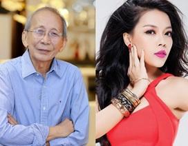 """Ca sĩ Hà Linh """"hoảng hốt"""" khi hay tin nhạc sĩ Nguyễn Ánh 9 đã ra đi"""