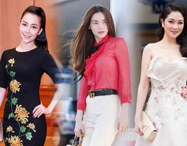 Top 10 sao Việt mặc đẹp trong tuần