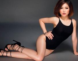 Hương Tràm khoe vẻ đẹp sexy khó cưỡng trong trang phục áo tắm