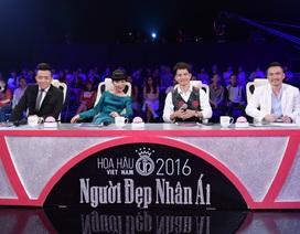Trấn Thành, Xuân Bắc đồng hành cùng các người đẹp hoa hậu Việt Nam 2016