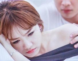 """Lộ cảnh """"nhạy cảm"""" của Hari Won và bạn trai trong MV"""