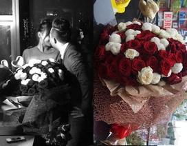 Một bó hoa Trấn Thành tặng Hari đến 2 lần?