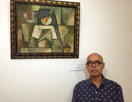 Họa sĩ Thành Chương sốc khi tranh của mình bị mạo danh tại triển lãm