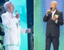 Cụ ông 78 tuổi gây ấn tượng, lọt vào vòng Liveshow Tiếng hát mãi xanh 2016