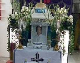 Linh cữu ca sĩ Minh Thuận đã được đưa từ bệnh viện về nhà riêng