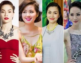Mỹ nhân Việt lấy chồng đại gia: Người êm ấm, kẻ trắng tay