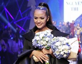 Ngọc Châu đăng quang quán quân Vietnam's Next Top Model 2016