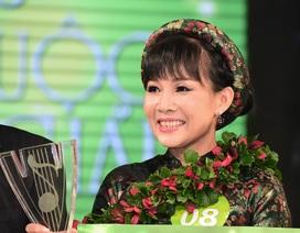 Giọng ca Huế - Nguyễn Thị Hồng Vân đăng quang Tiếng hát mãi xanh 2016