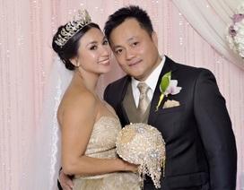 Diễn viên Y Phụng xinh đẹp trong ngày cưới