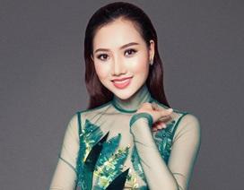 Hoàng Thu Thảo dự thi Hoa Hậu Châu Á Thái Bình Dương 2016