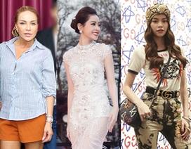 Hà Hồ, Chi Pu đẹp nhất tuần; Thanh Hà lọt top sao mặc xấu