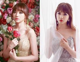 Hari Won tung ảnh cô dâu giữa tin đồn đám cưới