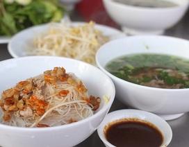 Sài Gòn cuối tuần: Món ăn miền cao giữa lòng Sài Thành