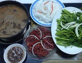 Sài Gòn cuối tuần... Đi ăn món ngon ở Bình Dương