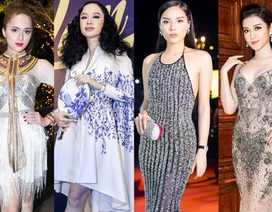 Kỳ Duyên, Huyền My mặc đẹp nhất tuần; Angela Phương Trinh, Hương Giang Idol lọt top sao xấu