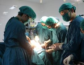 Hà Tĩnh lần đầu tiên phẫu thuật thành công khối u màng não