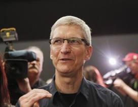 CEO của Apple - Tim Cook lọt top 100 nhân vật có ảnh hưởng nhất