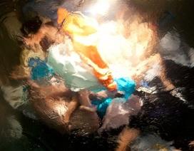 Ngỡ ngàng những bức ảnh chụp dưới nước đẹp như tranh vẽ