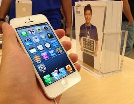 Rộ tin đồn iPhone 5S sẽ được trình làng sớm kỉ lục