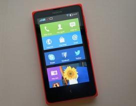 Firmware dành cho Nokia X đã có mặt trên thị trường