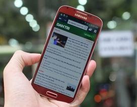 5 smartphone giảm giá mạnh nhất quý I/2014