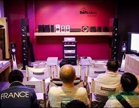 Thiết bị âm thanh giá gần nửa tỷ về Việt Nam