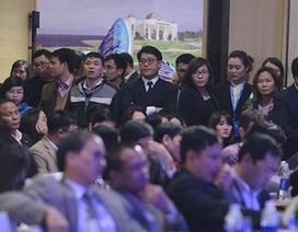 """Hơn 2.000 nhà đầu tư tham dự hội thảo """"Cơ hội và tiềm năng - tập đoàn FLC"""""""
