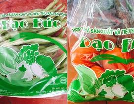 """Rau không rõ nguồn gốc gắn mác rau sạch """"tuồn"""" vào siêu thị lớn"""