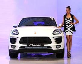 Cập nhật giá bán Porsche tại Việt Nam (tháng 3/2015)