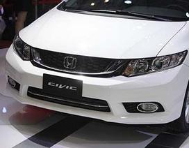 Honda Civic 2015 tại Việt Nam sẽ không trang bị hộp số sàn