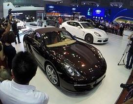 Cập nhật giá bán Porsche tại Việt Nam (tháng 12/2014)