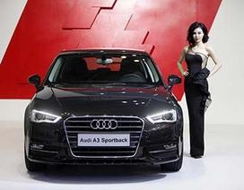 Cập nhật giá bán Audi tại Việt Nam (tháng 12/2014)