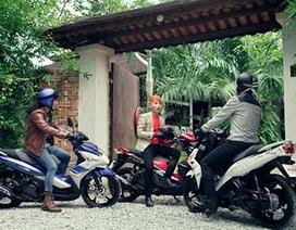 Yamaha Nouvo mới- tiếp bước thành công