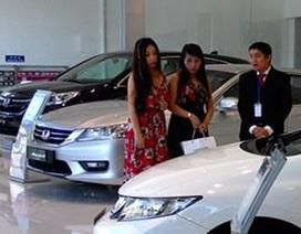 Honda mở rộng đại lí ôtô tại Việt Nam