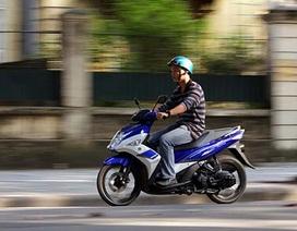Yamaha Nouvo mới tiêu thụ nhiên liệu ra sao?