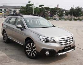 Cập nhật giá bán Subaru tại Việt Nam (tháng 12/2014)