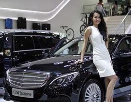 Cập nhật giá bán Mercedes-Benz tại Việt Nam (tháng 12/2014)