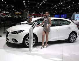 Mazda 3 hatchback 2.0SP Sport có mặt tại Thái Lan