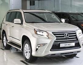 Lexus GX460 – khẳng định vị thế xe Nhật tại Việt Nam?